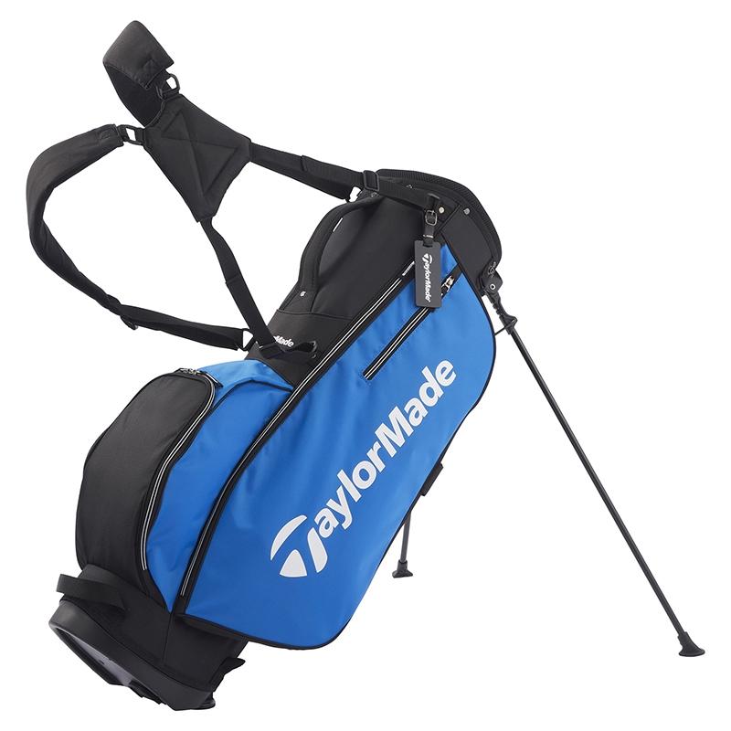 テーラーメイドゴルフ(TaylorMade Golf) TM18 5.0 スタンドバッグ/ブルー/ブラック /LOC16 /N63877