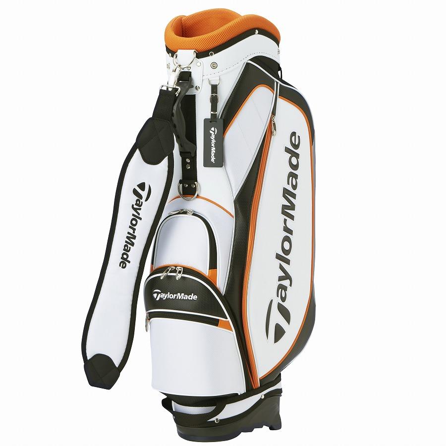 公式ショップ TaylorMade 2020 Golf テーラーメイド スポーツモダン スタンドバッグ 激安卸販売新品 ゴルフ ホワイト