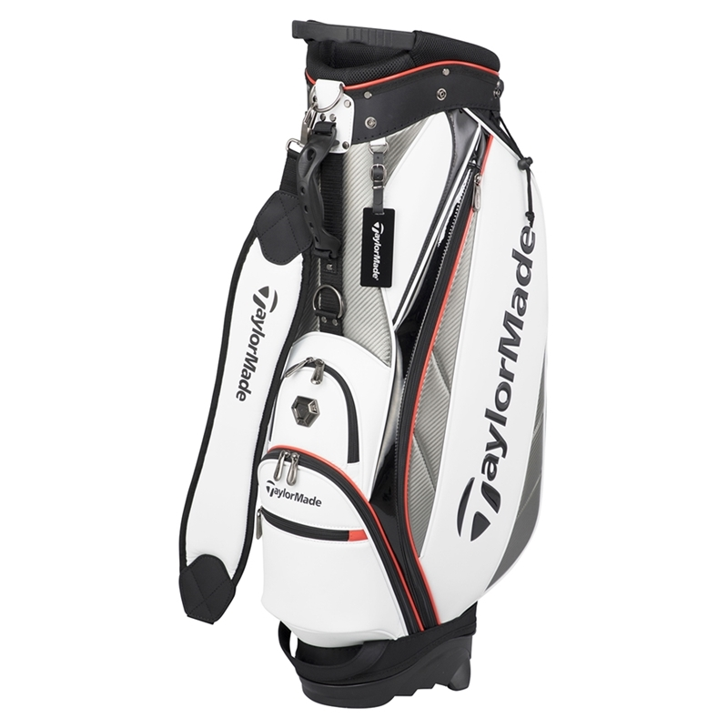 テーラーメイドゴルフ(TaylorMade Golf) TM ツアーオリエンティッド スタンドバッグ/ホワイト /KY402 /U24646