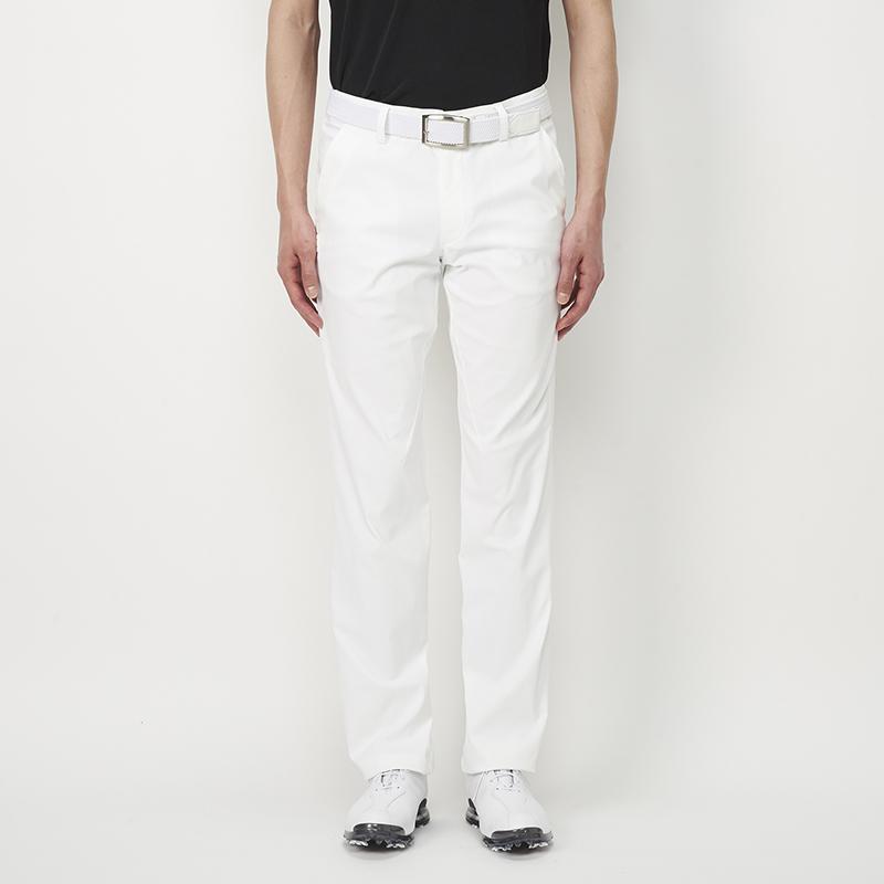 テーラーメイドゴルフ(TaylorMade Golf) ベンチレーション・シャンブレー・ロングパンツ/ホワイト /KL934 /N65016