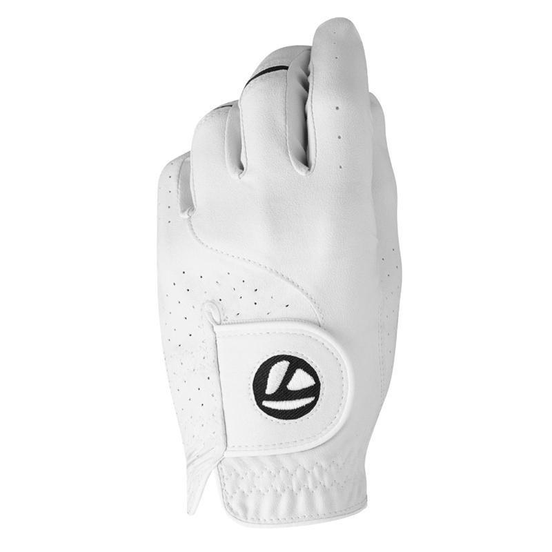 公式ショップ TaylorMade Golf テーラーメイド ゴルフ 期間限定今なら送料無料 ストラタステック プレゼント TM グローブ ホワイト