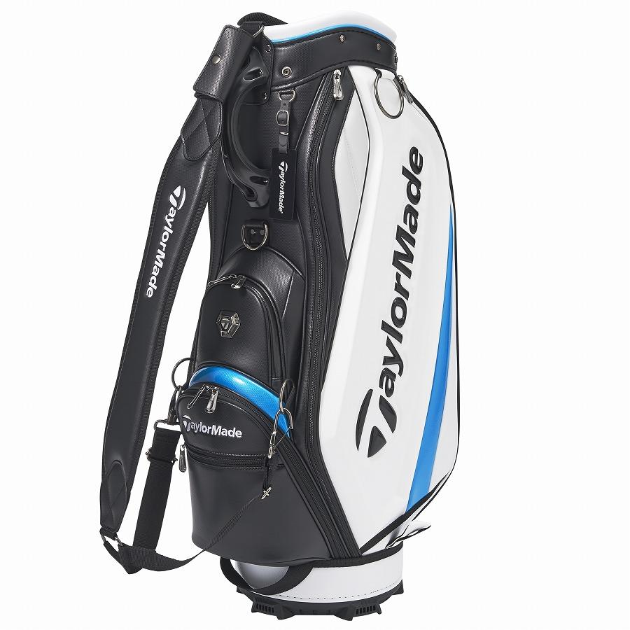 テーラーメイドゴルフ(TaylorMade Golf) ツアーオリエンティッド キャディバッグ/ホワイト /KY829 /M72290