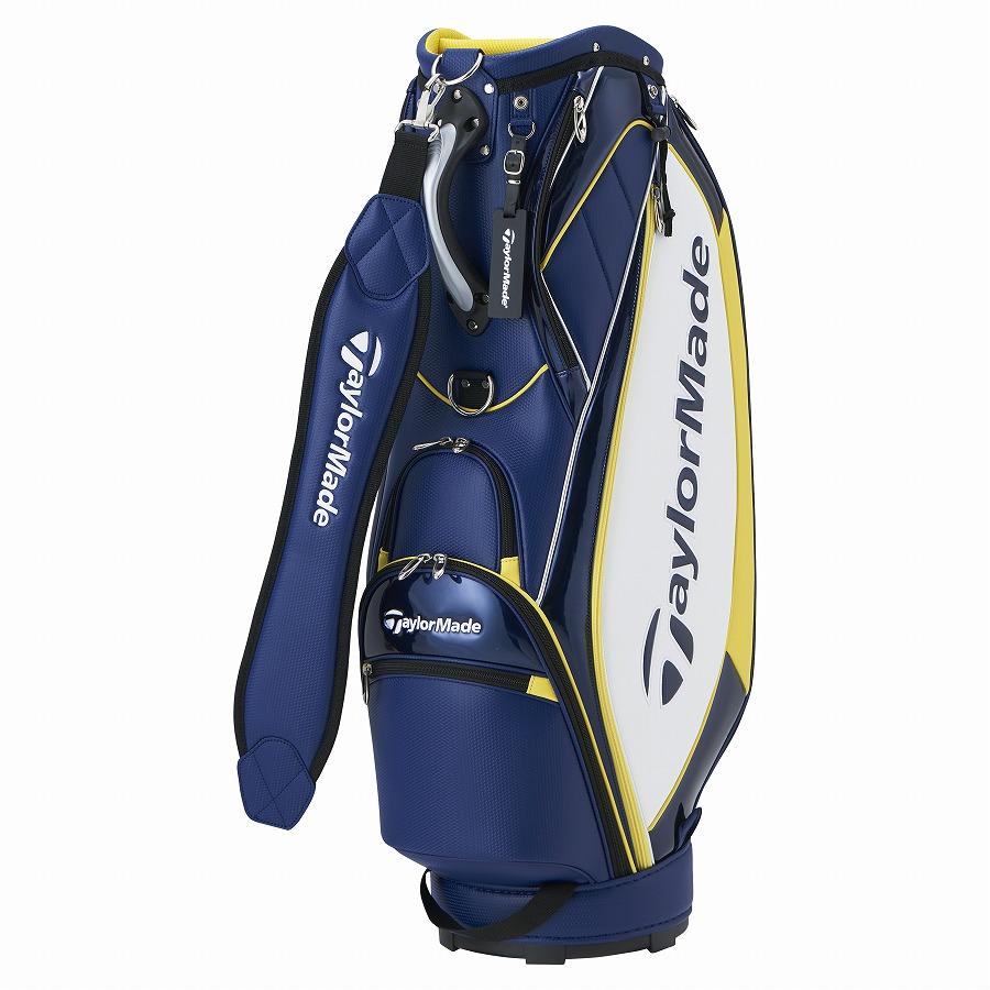 公式ショップ TaylorMade Golf テーラーメイド スポーツモダン キャディバッグ ゴルフ お歳暮 WEB限定 ネイビー