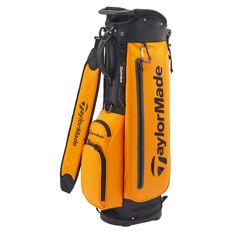 テーラーメイドゴルフ(TaylorMade Golf) TM シティテックライト スタンドバッグ/オレンジ /KY320 /U24320