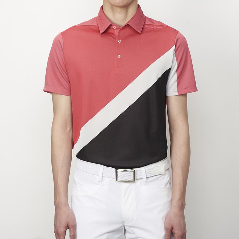 テーラーメイドゴルフ(TaylorMade Golf) クーリングS/Sポロ/ピンク /KL902 /N64912