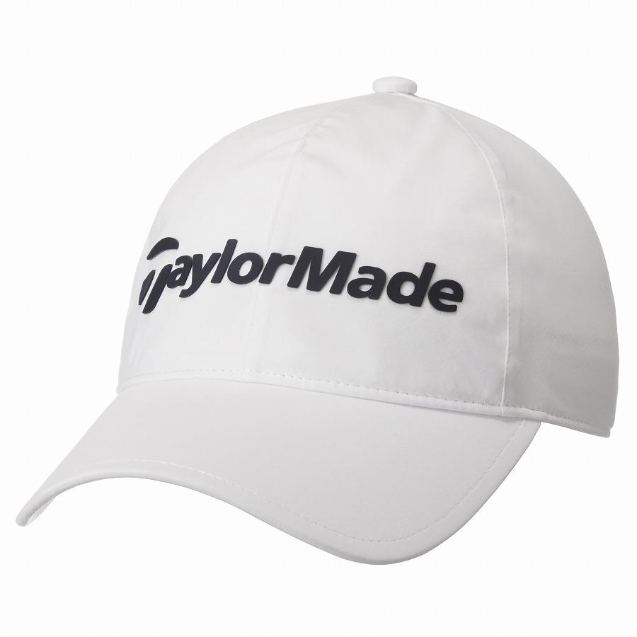公式ショップ TaylorMade Golf テーラーメイド ゴルフ お得 ホワイト レインキャップ 売り込み