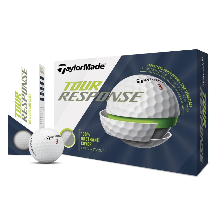 公式ショップ TaylorMade 待望 Golf テーラーメイド ゴルフ オープニング 大放出セール ボール ツアーレスポンス