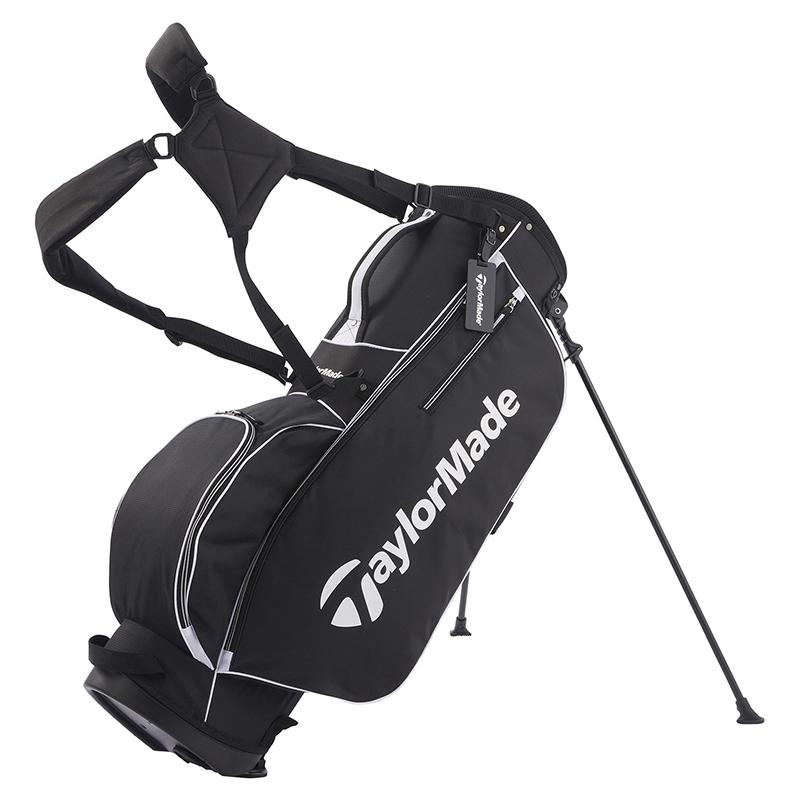 テーラーメイドゴルフ(TaylorMade Golf) TM18 5.0 スタンドバッグ/ブラック/ホワイト /LOC16 /N63876