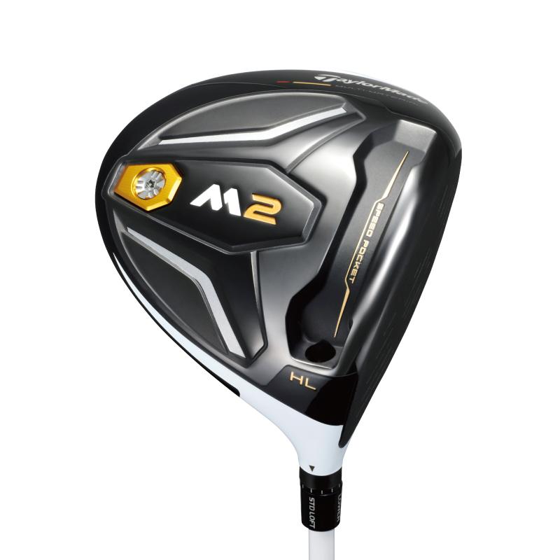 テーラーメイドゴルフ(TaylorMade Golf) M2 ウィメンズ ドライバー / TM1-316(2016年モデル)