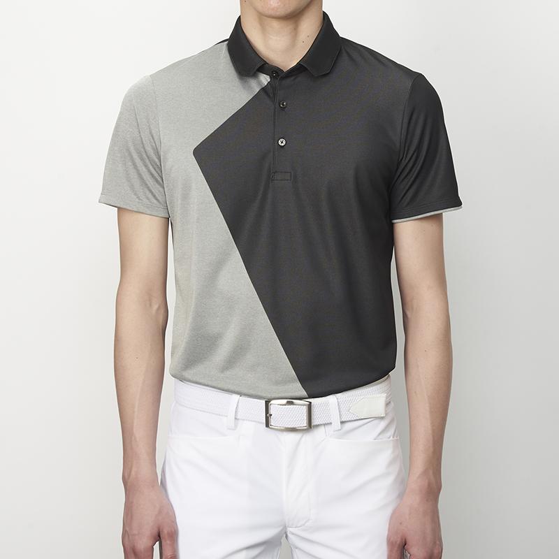 テーラーメイドゴルフ(TaylorMade Golf) テイラード・クーリングS/Sポロ/ブラック /KL901 /N64908