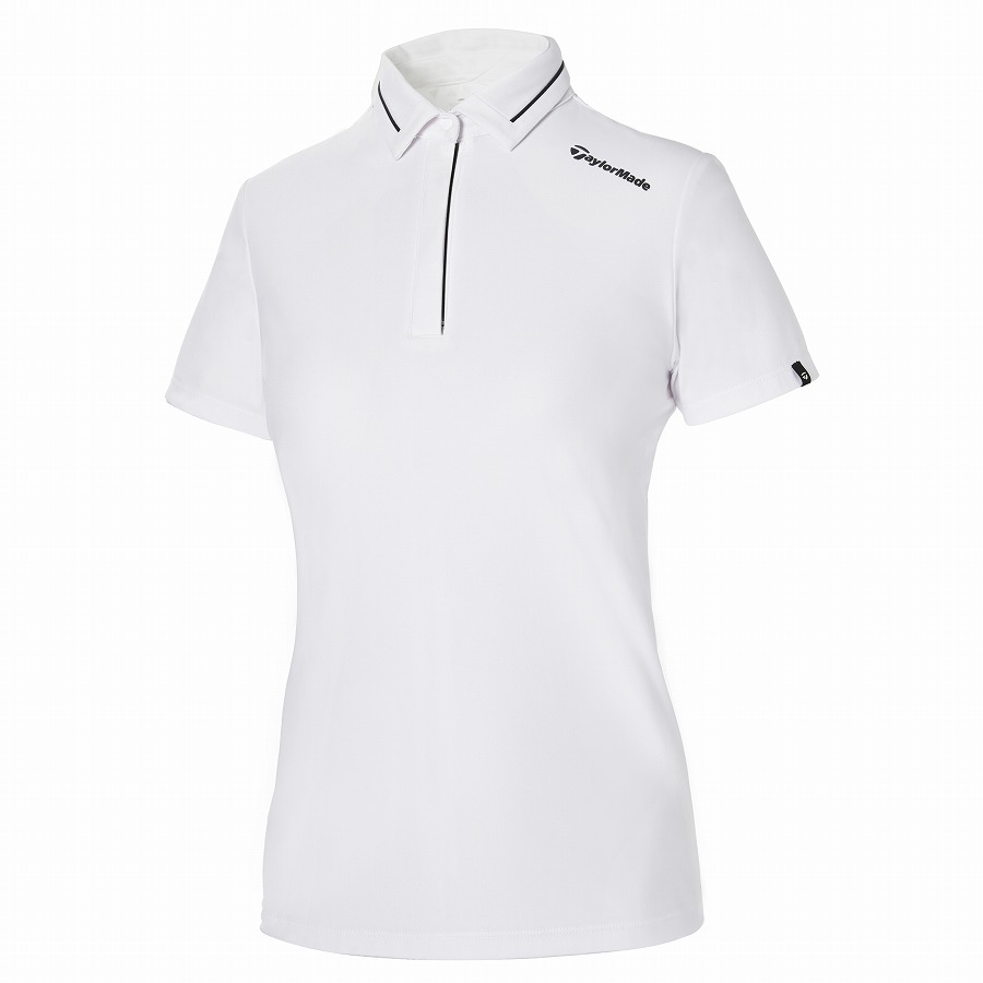 テーラーメイドゴルフ(TaylorMade Golf) テイラード S/S ポロ/ホワイト /KY687 /U32879