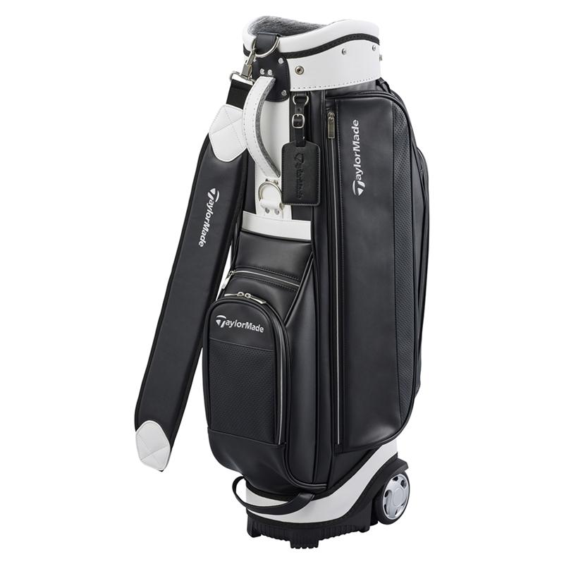 テーラーメイドゴルフ(TaylorMade Golf) TM ウィメンズ キャスターキャディバッグ/ブラック /KY332 /U24401