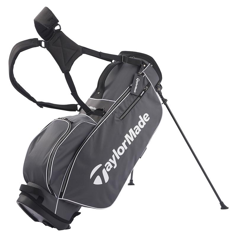 テーラーメイドゴルフ(TaylorMade Golf) TM18 5.0 スタンドバッグ/グレー/ホワイト /LOC16 /N63878