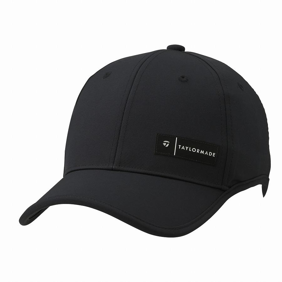 公式ショップ TaylorMade Golf テーラーメイド ウィメンズ 本店 ブラック ベーシックキャップ 激安通販専門店 ゴルフ