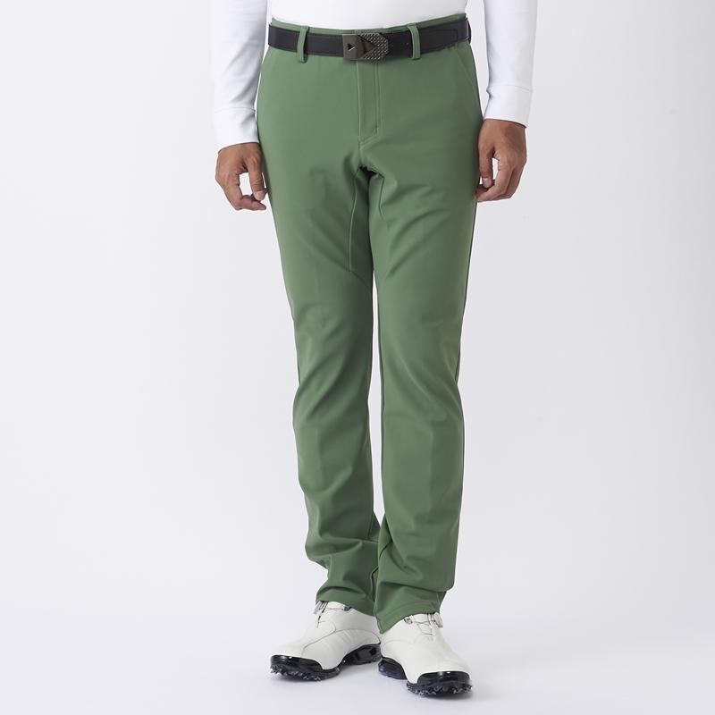 テーラーメイドゴルフ(TaylorMade Golf) WR ストレッチブラッシュドパンツ/カーキ /KX719 /U23746