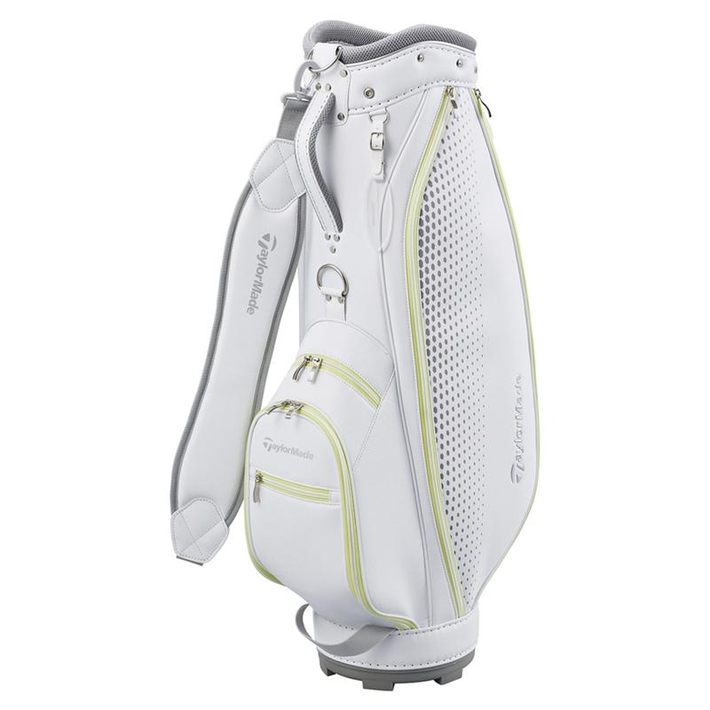テーラーメイドゴルフ(TaylorMade Golf) TM ウィメンズ キャディバッグ/ホワイト /KY330 /U24381
