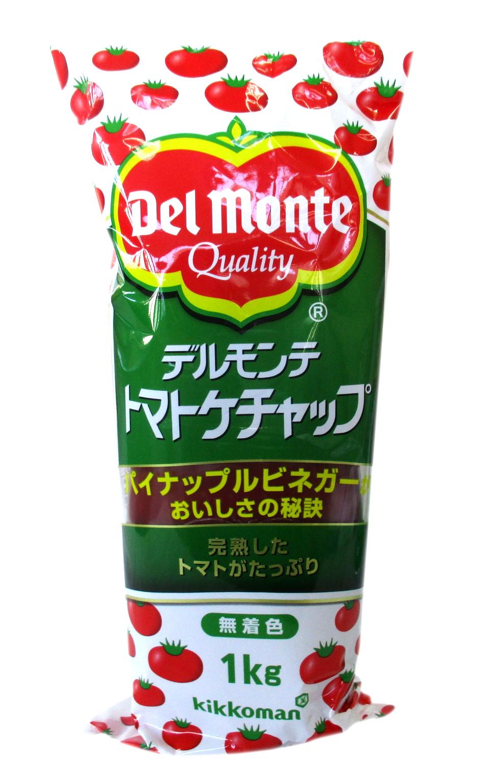 デルモンテ セールSALE%OFF トマトケチャップ 1kg 特級 国内送料無料
