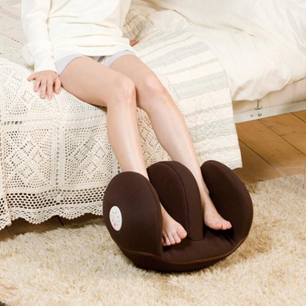 【オシャレなデザイン】おうちで足の疲れをリセット!フットマッサージ器のおすすめは?