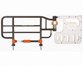 送料無料 自動ロック式ベッド用グリップ ニーパロ / PZR-AT116J 介護ベッド  介護用品 福祉用具( 母の日 プレゼント 2019 )