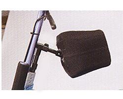 送料無料 スマイル用オプション ヘッドレスト / WL-2 介護用品 福祉用具