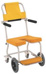 入浴用車椅子KSC-2 カワムラサイクル 車いす 送料無料  入浴 介護用品 入浴用品 お風呂用品 シャワーキャリー