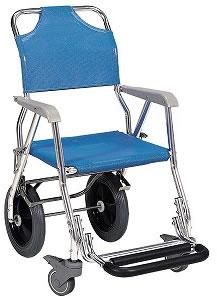 入浴用車椅子シャワーキャリー[LX-LN]車いす 送料無料  入浴   福祉 介護用品  車いす車イス