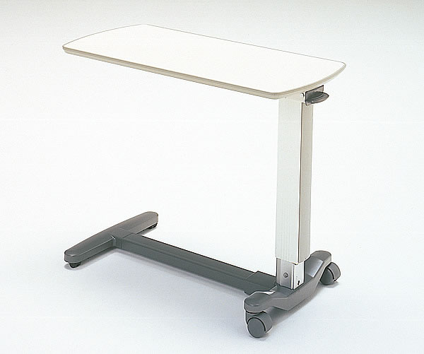 パラマウントベッド ベッドサイドテーブル[ガススプリング式] 介護ベッド 電動ベッド