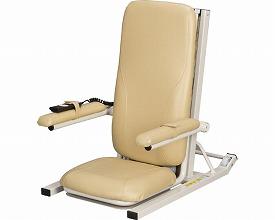 電動昇降座椅子960-10-01-01(介護用品 便利グッズ 老人 お年寄り 高齢者 介護椅子 いす イス)