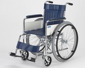 スチール自走用車いすND-1H(車椅子 車いす 車イス 送料無料 座幅 自走用 折り畳み 折りたたみ   介護用品  高齢者用 老人用)