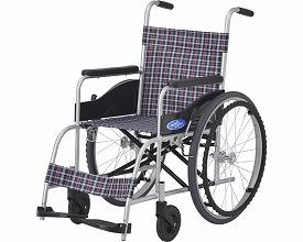 アルミ自走車いす NEO-0座幅40cm 背固定・介助ブレーキ無し(車椅子 車いす 車イス 送料無料 座幅 自走用 折り畳み 折りたたみ   介護用品  高齢者用 老人用)