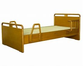 タタミベッドKB-01T(介護ベッド 高齢者用ベッド ベット  老人向けベッド 介護用品 福祉  リハビリ)