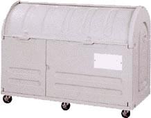大型ゴミ収集保管容器 エコランド ステーションボックス800L [キャスター付] )( 母の日 プレゼント 2019 )