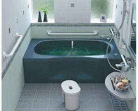 手すり 送料無料 ・インテリア・バー L型セーフティタイプ(コーナー支持) TS134GLCY6S手すり バリアフリー 段差解消 玄関 浴室 トイレ 屋外 階段 介護用品 福祉用具 ) (シルバー用品 通販 )