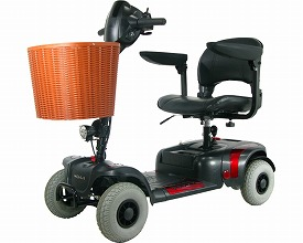 電動車椅子 電動カート・電動カート NOAA モバイルアルファ バッテリーパックL仕様セニアカー 車いす 車イス 介護用品 福祉用具