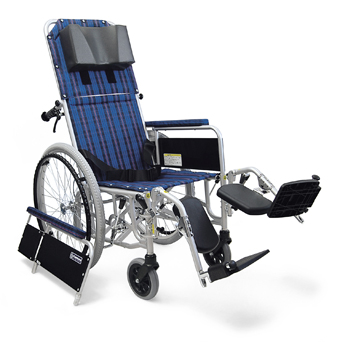 リクライニング車椅子 RR52-N[標準タイプ] 車いす 送料無料  リクライニングカワムラサイクル【敬老の日 プレゼント ギフト】
