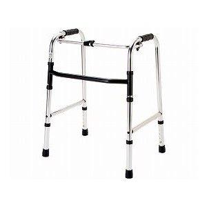 歩行器 介護・送料無料 歩行器固定型 / HK-100 大人用 リハビリ 高齢者用 介護用品 福祉用具 歩行訓練( 母の日 プレゼント 2019 )