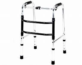 歩行器 介護・送料無料 歩行器ミニ交互型 / HKM-200大人用 リハビリ 高齢者用 介護用品 福祉用具 歩行訓練