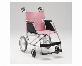 車椅子 軽量 折り畳み アルミ軽量折りたたみ介助用超軽量車椅子 USL-2B [介助ブレーキ付車椅子]送料無料 松永製作所車いす 車イス 介護用品 車椅子 関連 ___送料無料100215kobe