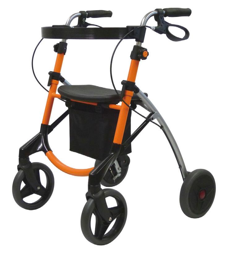 U Walker(ユーウォーカー) 制御機能付き 歩行器/介護用品/送料無料 歩行訓練