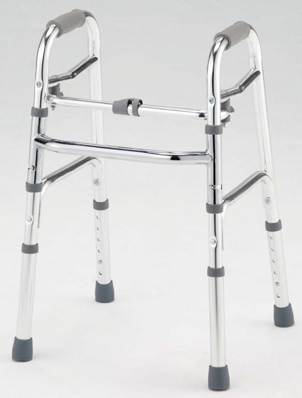 アルコー10型 歩行器 介護用品 送料無料 歩行訓練  (介護用品 介護 福祉用具  高齢者 老人 お年寄り )【敬老の日 プレゼント ギフト】