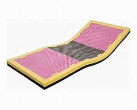 ピタマットレス ケアタイプ ニットカバー仕様 幅97cmPTM97NA(床ずれ防止 マット 褥瘡予防マット 介護用品  体圧分散  高齢者用床ずれ防止 老人用床ずれ防止  )