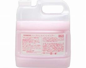 ハーブリンスインシャンプー00090522 4L×4本(入浴用品 介護用品  風呂用品 福祉用具 高齢者用 老人用  )