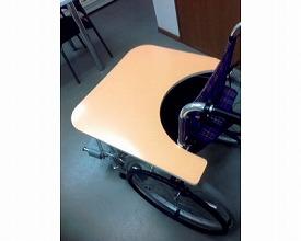 いいともパレット 右マヒ用タイプ(車椅子関連用品 車いすグッズ 車イス 介護用品  高齢者用 老人用  )