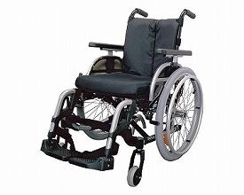 自走用低床車いす M3(エムスリー) 81F53=31000(車椅子 車いす 車イス 送料無料 座幅 自走用 折り畳み 折りたたみ   介護用品  高齢者用 老人用)