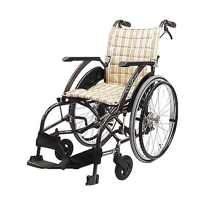 車椅子アルミ軽量折りたたみ自走式車椅子ノーパンクタイヤウェイビットWAVITWA22-40S[介助ブレーキ付]車いす 送料無料 カワムラサイクル 座幅 車 いす イス (車イス 旅行 介助用 介護 旅行 折りたたみ式 お洒落 )( 母の日 プレゼント 2019 )