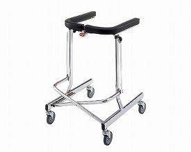 歩行器 折りたたみ式 アルコーDX (介護歩行器 リハビリ 福祉用具 歩行訓練 介護用品 大人用 高齢者用 老人用 )( 母の日 プレゼント 2019 )