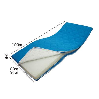ピュアフラッピー 3WA 83cm(床ずれ防止 マット 褥瘡予防マット 介護用品  体圧分散  高齢者用床ずれ防止 老人用床ずれ防止  )