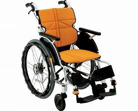 ネクストコア 自走用車いす NEXT-11B(車椅子 車いす 車イス 送料無料 座幅 自走用 折り畳み 折りたたみ   介護用品  高齢者用 老人用)