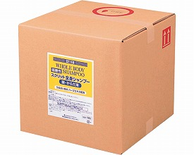 SCRITT(スクリット) 全身シャンプー4349 18L コック付(入浴用品 介護用品  風呂用品 福祉用具 高齢者用 老人用  )