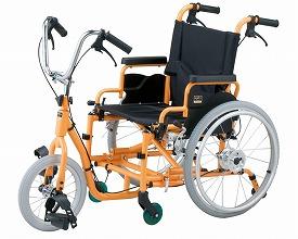 足こぎ3輪車いす イーストライダーFH20S 7周年記念モデル